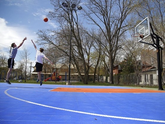Knights of Columbus host free-throw challenge in Peterborough
