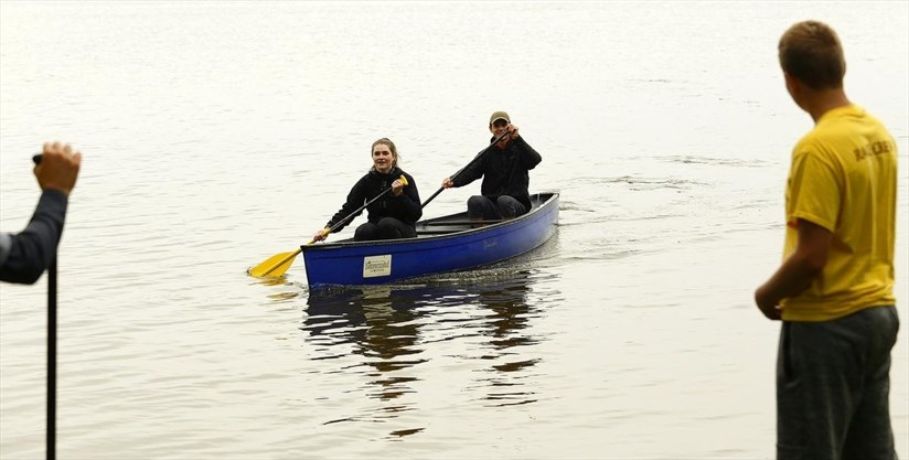 Inaugural Kawartha Paddle Quest victory dedicated to wife