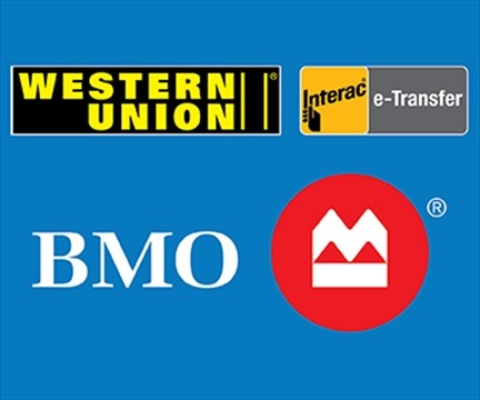 bmo offers western union money transfer transactions via interac e rh bramptonguardian com wiring money internationally to bank transfer money internationally bmo