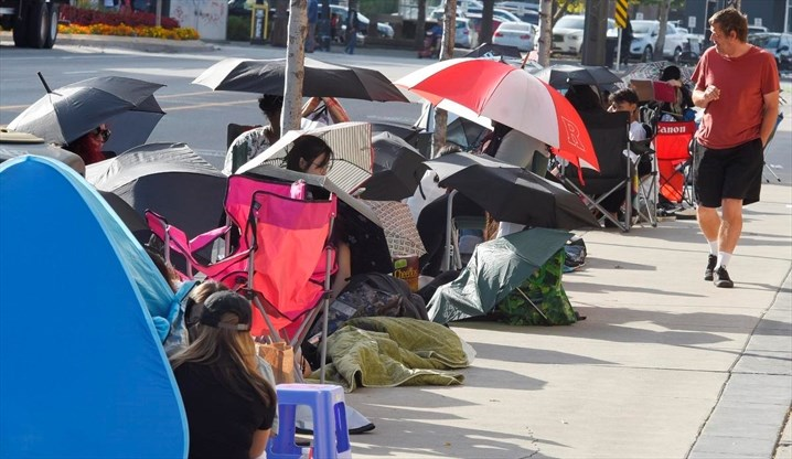 Opinion | Camping out for BTS — maybe not what it seems