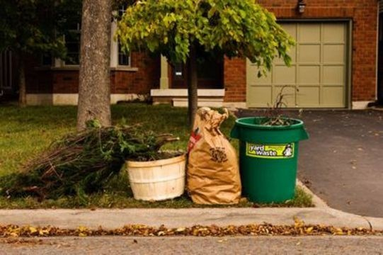 Yard Waste To Be Collected Every Other Week In Peel Bramptonguardian Com