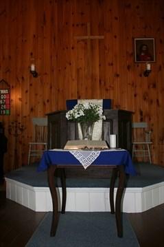 The gospel truth about one little Muskoka church