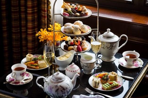 Permalink to Royal York Hotel Toronto High Tea