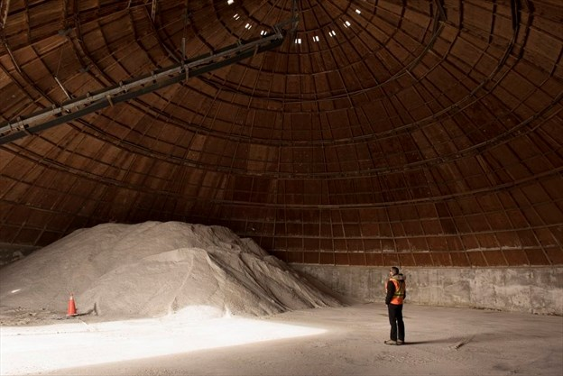 Ontario salt shortage has been building for years, Waterdown