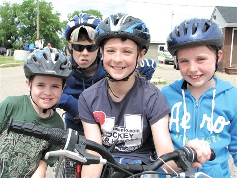 Heads up, helmets on | InsideOttawaValley com