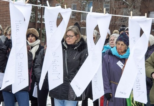 The Montreal massacre: Canada's feminists remember