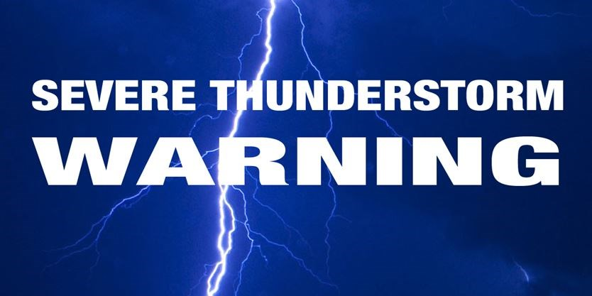 Severe thunderstorm watch issued for Durham | DurhamRegion.com