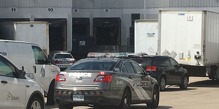UPDATE: Man killed in industrial accident near Hwy  400 and Finch
