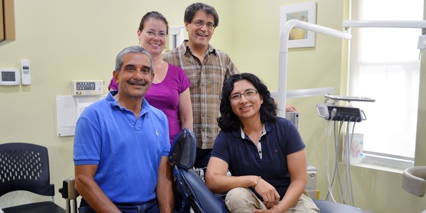 New community dental clinic serves those who need it most