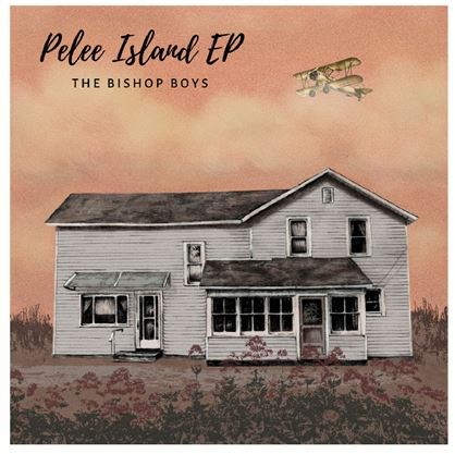 Image result for the bishop boys pelee island ep