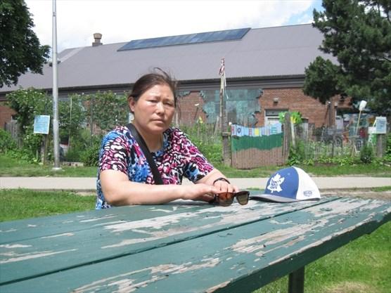 Tsesang Wangmo