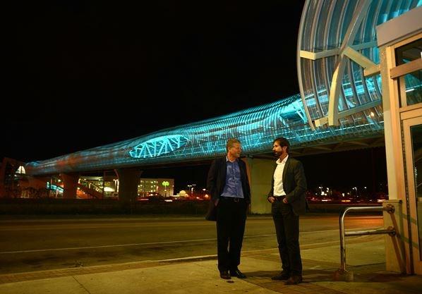 Lighting Up The Pickering Skyline Durhamregion
