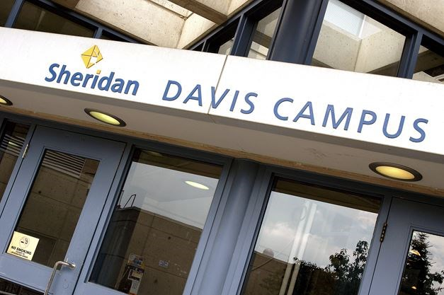 Sheridan college davis campus