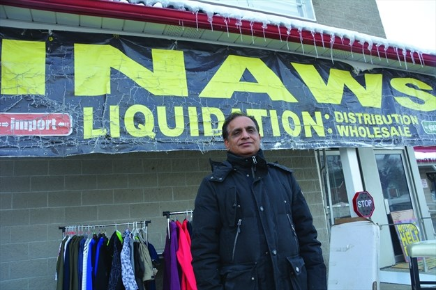 New Dundee store liquidating after May
