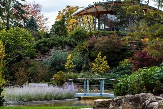 Royal Botanical Gardens Historic Rock Garden Re Opens Following A $20  Million Renovation.   BRIDGET V.BOSCH,Royal Botanical Gardens