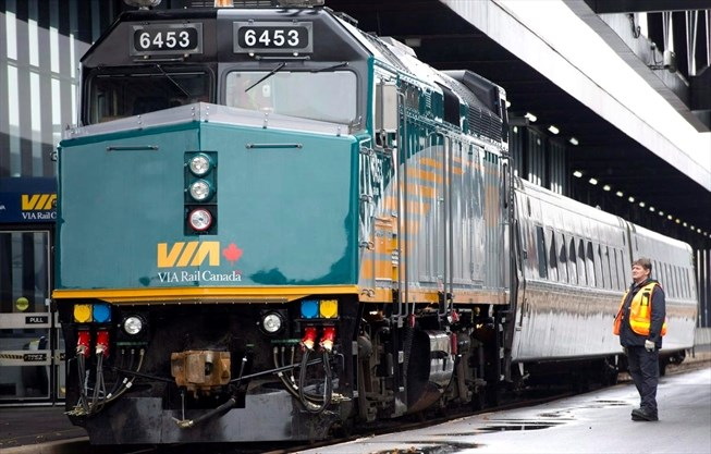 High Frequency Passenger Rail Service Through Peterborough Pitched