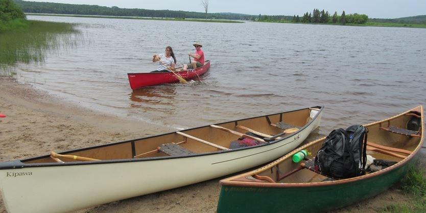Father-son team earn bragging rights at 2017 Powassan canoe