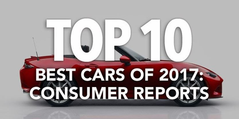 Top 10 Cars Of 2017