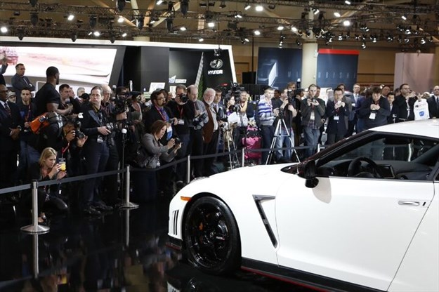 Canadian International AutoShow Returns To The Metro Convention - Toronto car show 2018