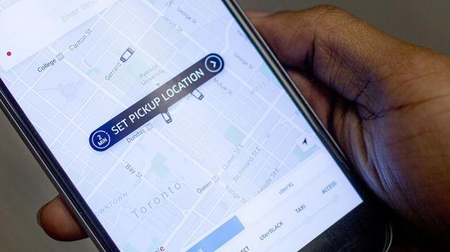 barrie reviewing taxi bylaws for uber regulation. Black Bedroom Furniture Sets. Home Design Ideas