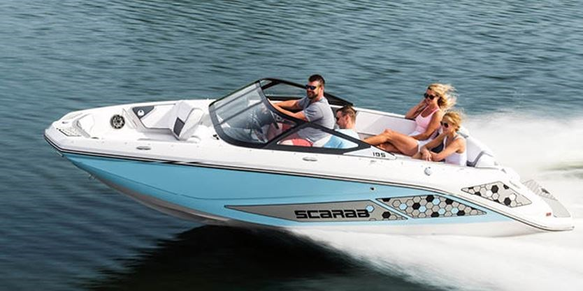 Opinion | Scarab 195 ID — a versatile and fun-to-drive sport boat