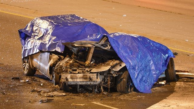Young Couple, Teenaged Girl Killed In Fiery Brampton Crash -2863