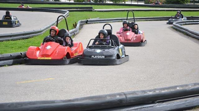 Go-Karts race against Huntington Disease | Mississauga com