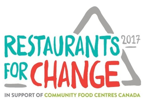 Restaurants for Change gets participation from 37 eateries