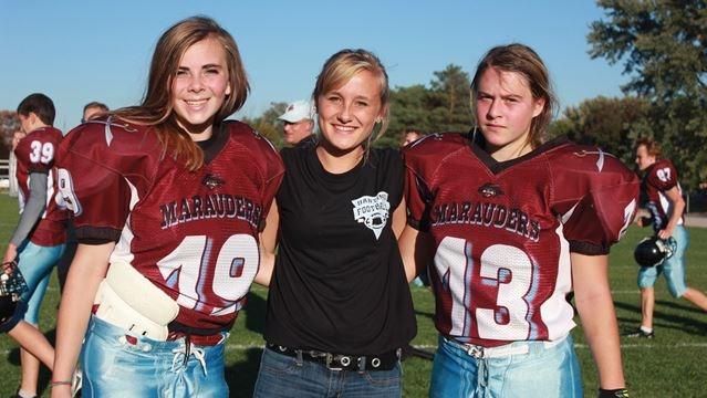 Alliston High School Fields Mixed Football Team Simcoe Com