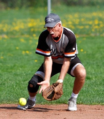 Forever young: New players 55+ sought for senior men's slo-pitch
