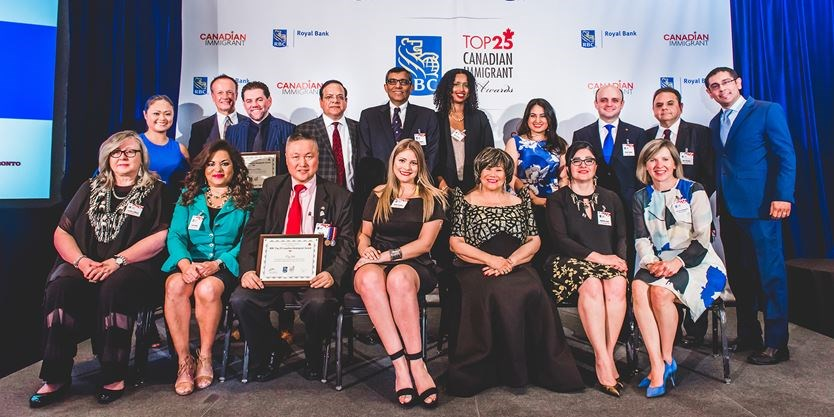 Thumbnail for Outstanding citizens honoured at RBC Top 25 Canadian Immigrant Awards | KingstonRegion.com