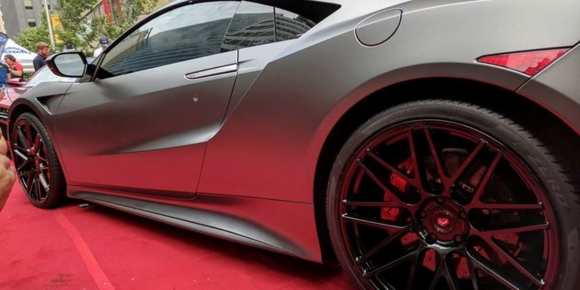 VIDEO Thousands Take In Th Annual Yorkville Exotic Car Show - Exotic car show near me