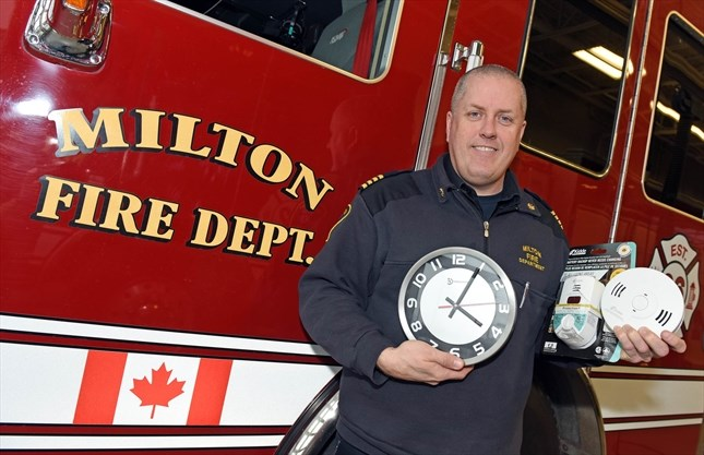 Arbitration award gives Milton firefighters three years of wage