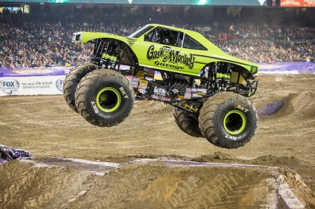 Monster Jam The adrenaline charged motorsports experience