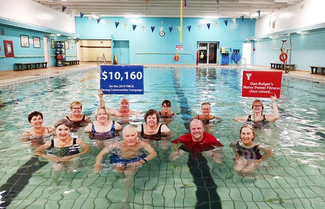 Fitness class helping build healthier Northumberland with