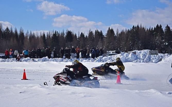 Drag at the Mag snowmobile races in Magnetawan postponed one