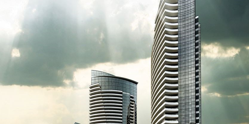The high appeal of the vertical mixed-use community
