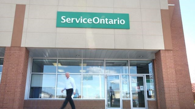 ontario services how to get m lisence
