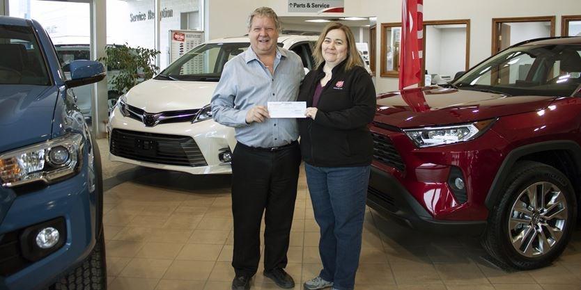 Toyota Of Midland >> Midland Toyota Donates 100 Per Car Sale To Food Bank