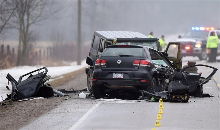 Man 19 Dies In Early Morning Crash In North Dumfries Therecord Com