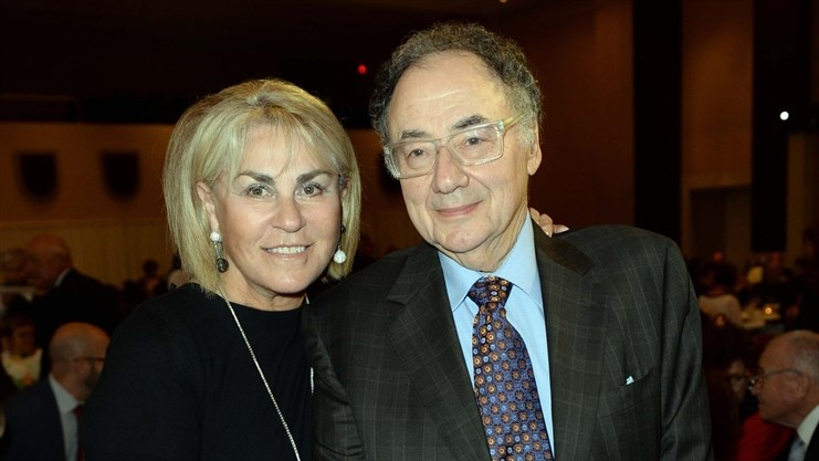 Apotex billionaire Barry Sherman and his wife Honey found