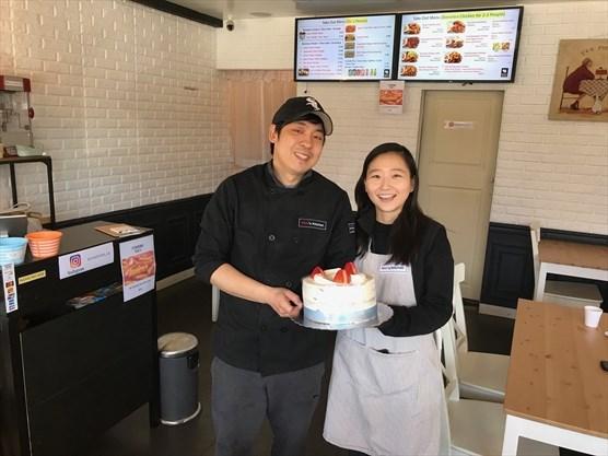 Korean Chicken At Kim S Kitchen In Waterloo