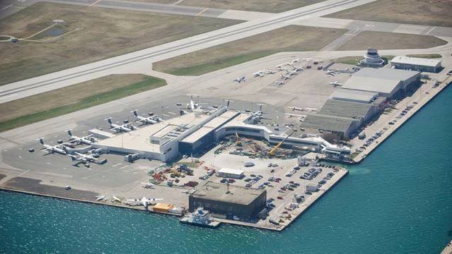Billy Bishop Airport Food Services