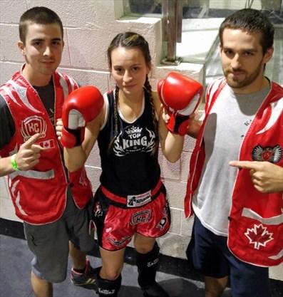 hook up Muay Thai boksen Peterborough radioactieve dating leeftijd van de aarde