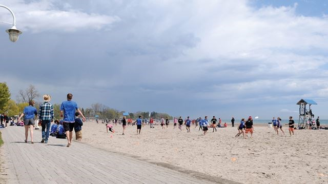 Cobourg S Victoria Beach Named One Of Best In Canada Northumberlandnews