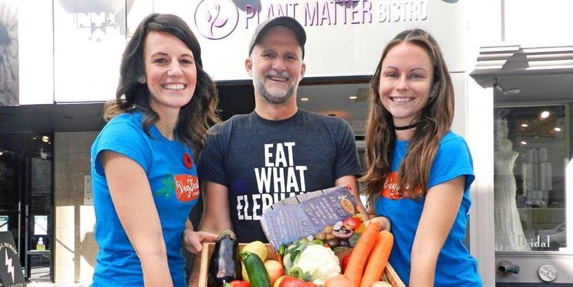 VegFest revels in growing vegan debate   TheSpec com