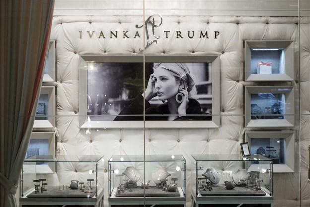 6004cec42 Canada's biggest clothing store pulls Ivanka Trump's brand from its shelves
