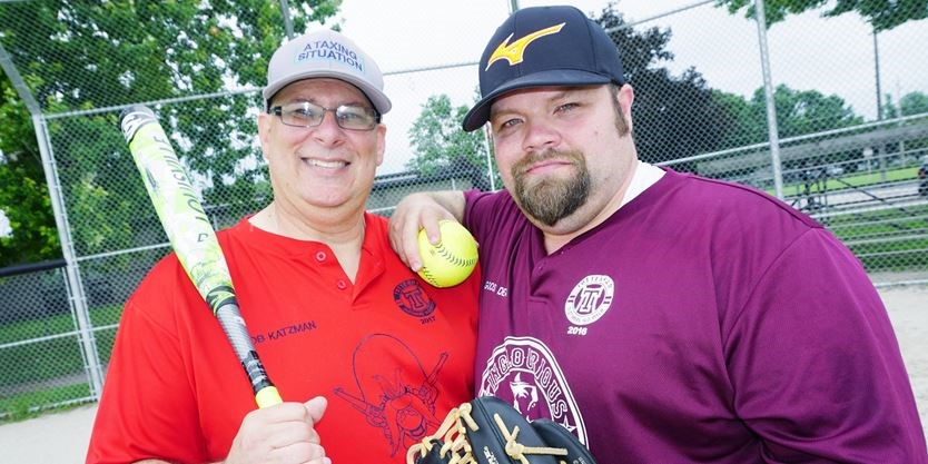 This Alliston man's weight-loss challenge sure is gaining