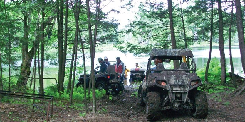 1,700-km network of Haliburton ATV trails virtually unmatched ...