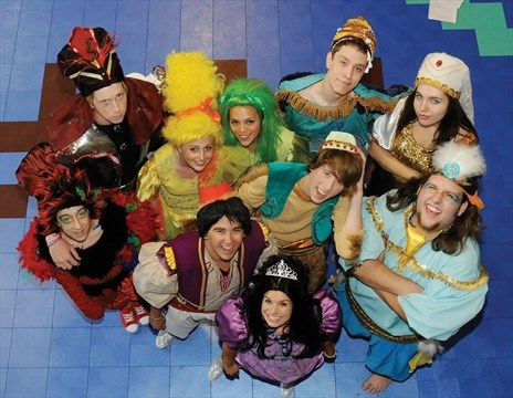 Take a magic carpet ride with Theatre